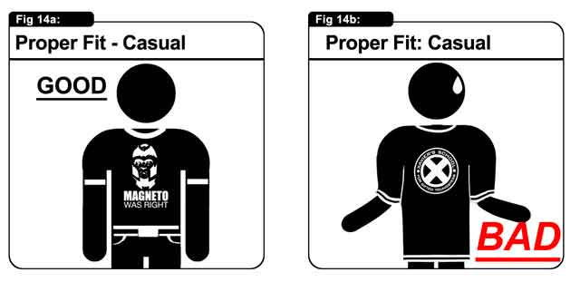 Proper Fit - Casual Clothes