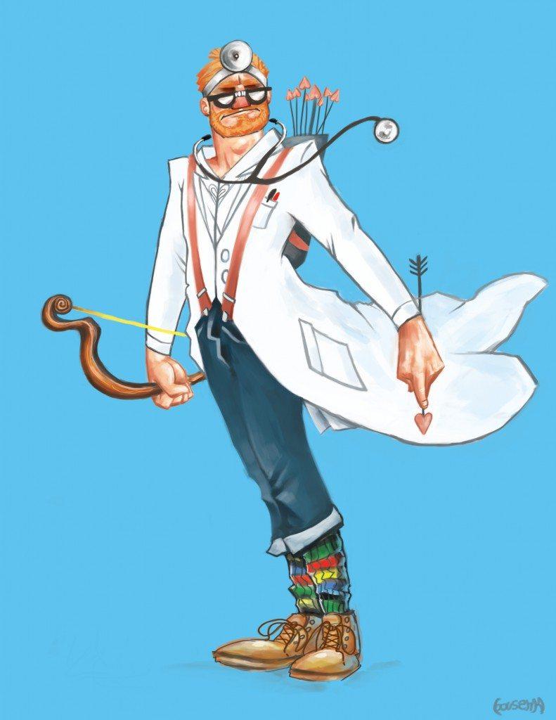 Dr. NerdLove by JamesB