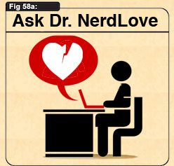 Ask Dr. NerdLove: How Do I Change My Feelings?