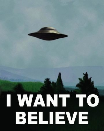 God DAMN it Mulder...