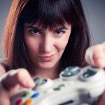 Gaming While Female
