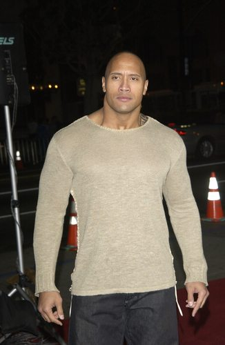 Which is why Dwayne Johnson has been People's Sexiest Man Alive for seven years running...