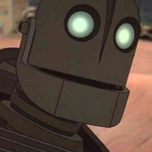 Manly tears at the end of The Iron Giant are a recent addition to the list.