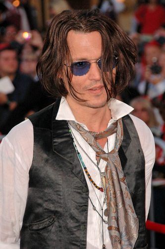 You may have noticed you never see Johnny Depp and Keith Richards at the same time...
