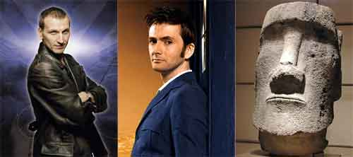 Eccleston, Tennant and Smith