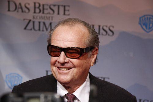 Can you imagine Jack Nicholson giving half a six-legged rat's ass about what people think of him? (Photo: 360b / Shutterstock.com)