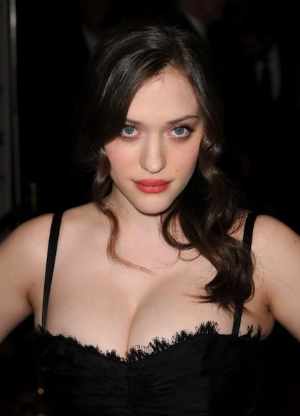 ...whereas I KNOW Kat Dennings and I could make it work. If that stupid restraining order wasn't in the way, anyway.
