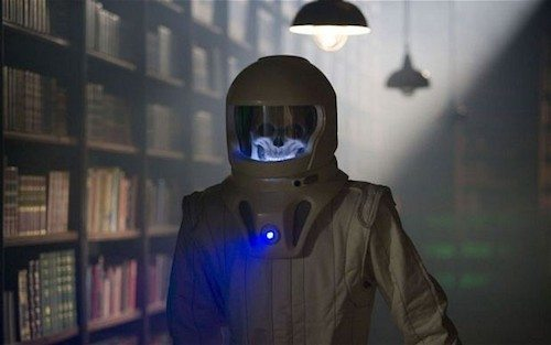 Things Moffat has ruined: Statues, shadows, libraries.