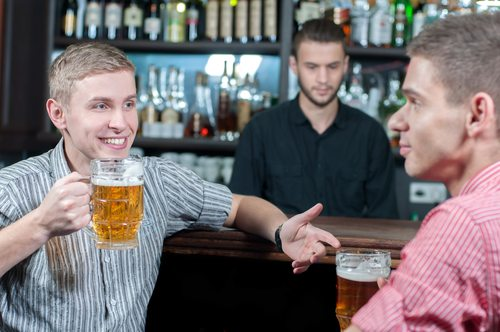 """""""It's just a beer dude. We're not getting married."""""""