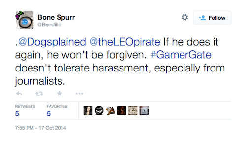 "The man who created the ""Beat Up Anita Sarkeesian"" game wants you to know, GamerGate is firmly ANTI-harassment."