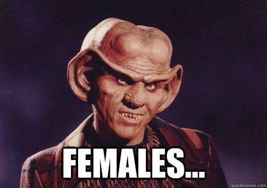 Don't be Quark.