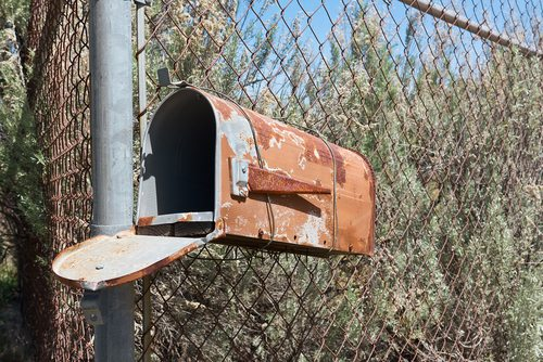 There's a Charlie Brown quite about empty mailboxes on Valentine's Day that seems appropriate here.