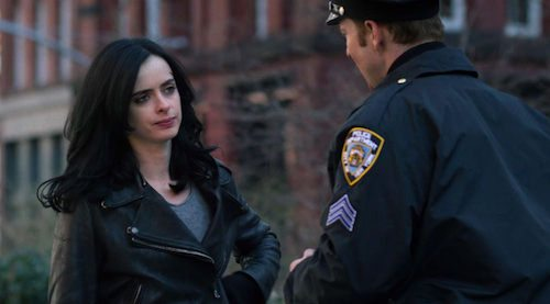 Jessica Jones is 100% done with your dick measuring contest.