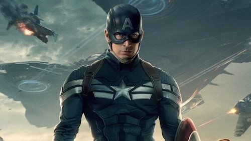 Nerd Role Models: Captain America and Non-Toxic Masculinity - Paging
