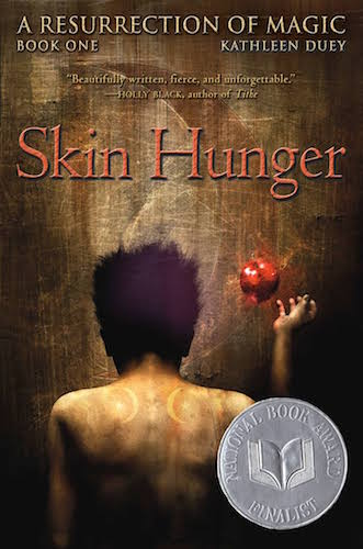 "Not going to lie: I'm kind of surprised that the first image result for ""skin hunger"" is a YA novel and not an Italian horror movie."