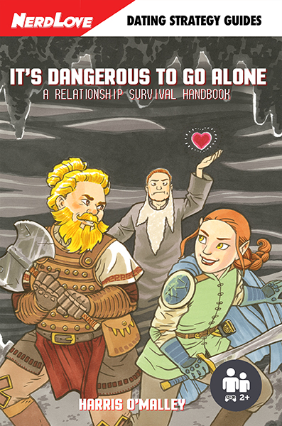 It's Dangerous To Go Alone_kindle