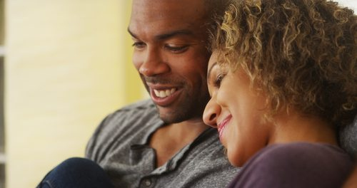 """This is why """"makes an amazingly comfy pillow"""" is an important trait in relationships."""