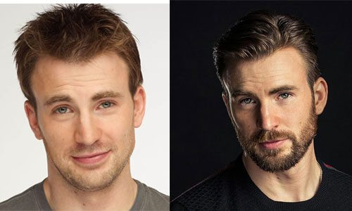 Never underestimate the transformative power of well-maintained facial hair.