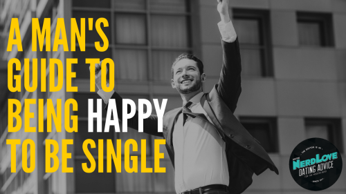 How to be happy about being single