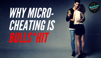 No, Micro-Cheating Isn't A Thing