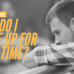 Ask Dr. NerdLove: How Do I Make Up For Lost Time?