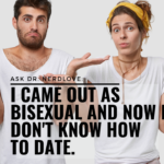 Ask Dr. NerdLove: How Do I Date, Now That I'm Bisexual?