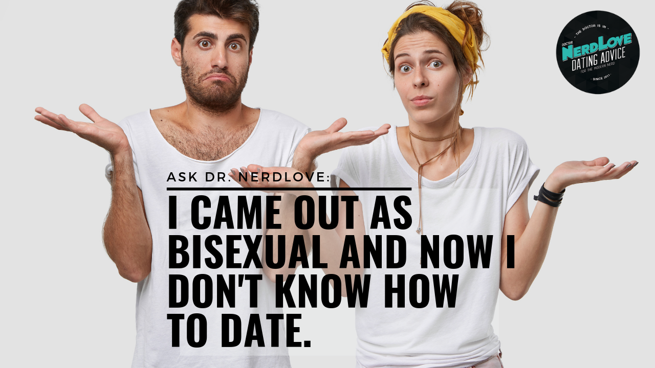 Bisexual dating advice