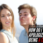 Ask Dr. NerdLove: How Do I Apologize For Being A Creeper?