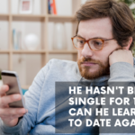 How Does He Learn To Be Single Again?