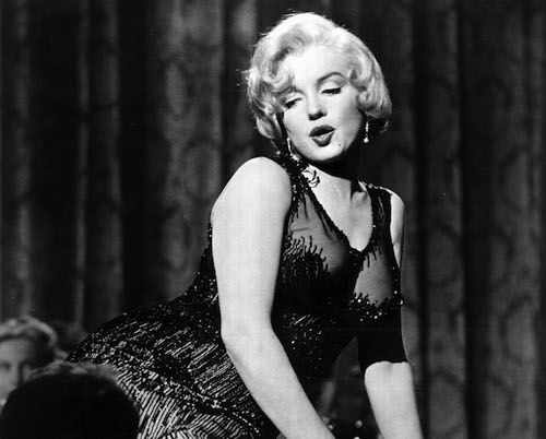 Marilyn Monroe in Some Like It Hot