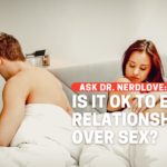 Is It Ok To End A Relationship Over Sex?